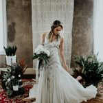 Industrial Bohemian Wedding Inspiration in Gainesville, Georgia