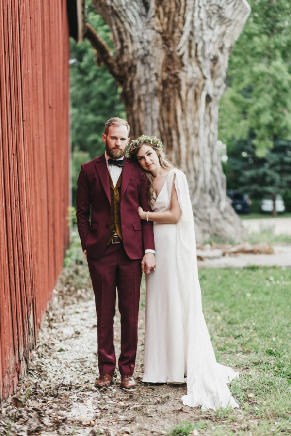 Lindsey And Nicholas Wedding Day Is Straight Out Of A Movie Or Them This Wes Anderson Inspired Has Lord The Rings Influence That
