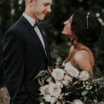 Rustic Rose Gold Oregon Wedding at Heiser Farms