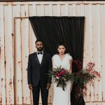 This Storage Facility Wedding Inspiration is Way More Gorgeous Than You Could Imagine