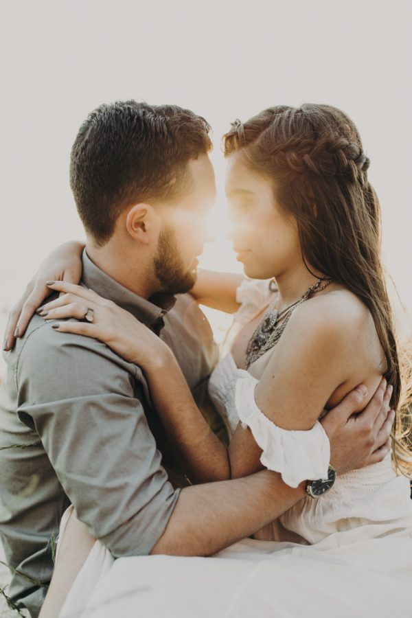 Ethereal Ranch Palos Verdes Elopement Inspiration Junebug Weddings