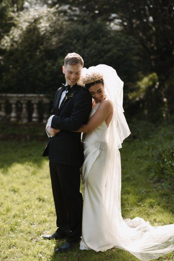 High Fashion Inspired Northern Ireland Wedding at Drenagh House