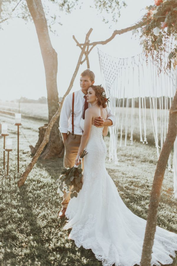 This Sentimental Oklahoma Wedding at Home Has the Perfect Fall ...