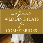 Our Favorite Wedding Flats for Comfy Brides on Their Big Day
