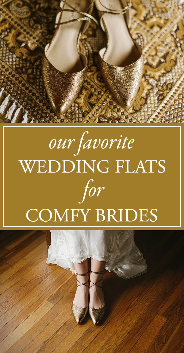 f45d83a56e8 Our Favorite Wedding Flats for Comfy Brides on Their Big Day ...