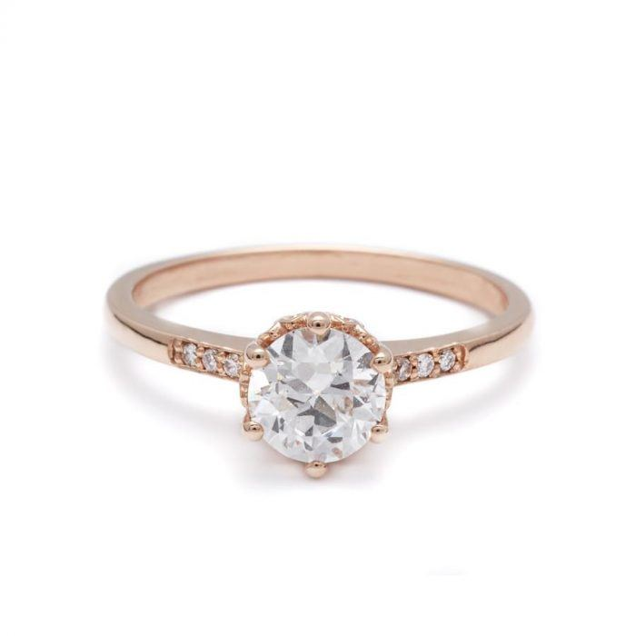 Pop the Question with e of These 36 Engagement Rings