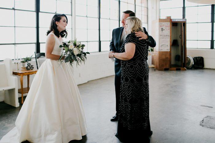 Eclectic Vintage Memphis Wedding At Propcellar