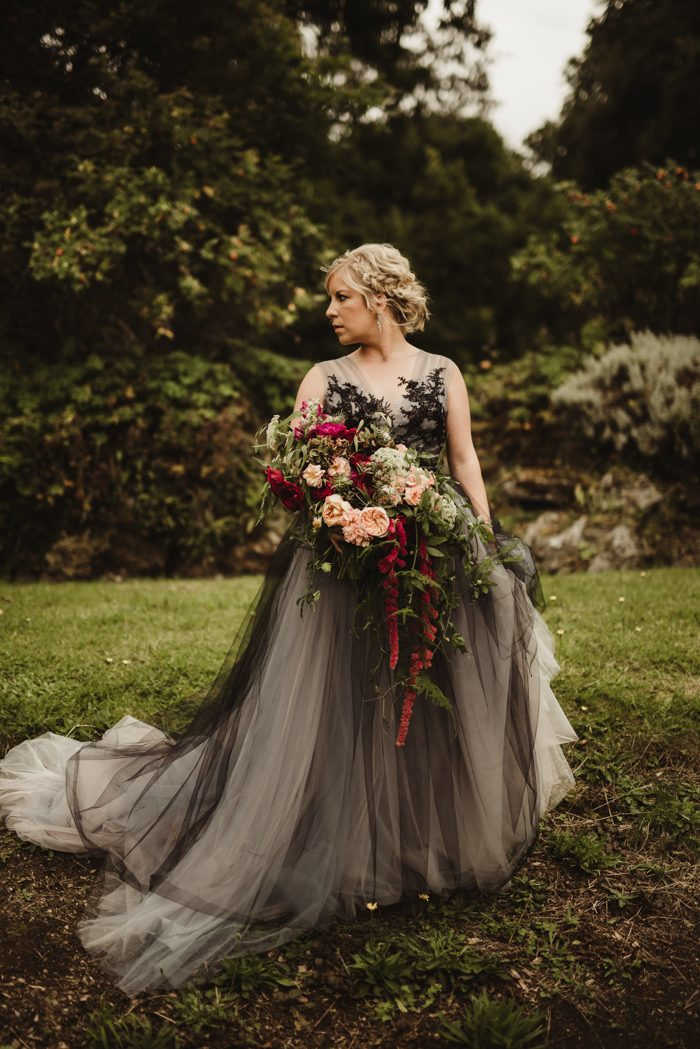 Irish Wedding Traditions.Nontraditional Irish Wedding At Mount Juliet Estate With A Gothic