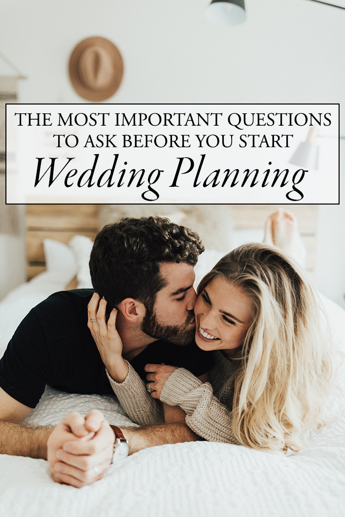 The Most Important Questions To Ask Before You Start Wedding