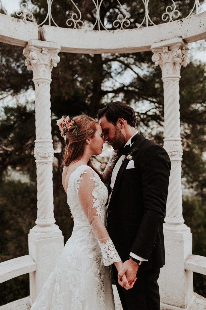 Wedding Photo Musts: Romantic Dusty Rose French Riviera Wedding At Chateau