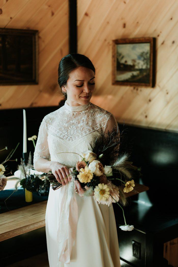 Rugged Chic Fall Wedding Inspiration At Scribner S