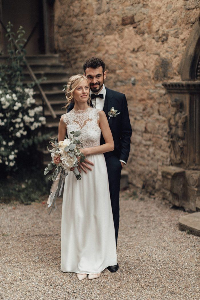 Scandinavian Inspired German Wedding At Wasserschloss
