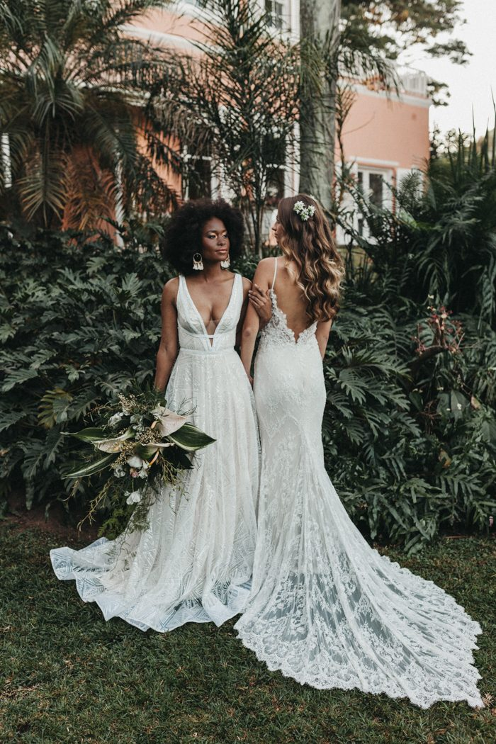 Showstopping wedding gowns from south african designer Wedding dress design show