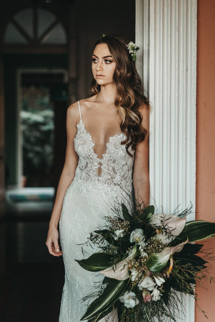 Showstopping Wedding Gowns from South African Designer Jeannelle l ...
