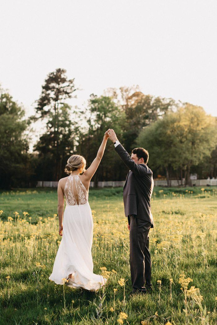 Stunning East Texas Wedding At The Folmar In Sage Green