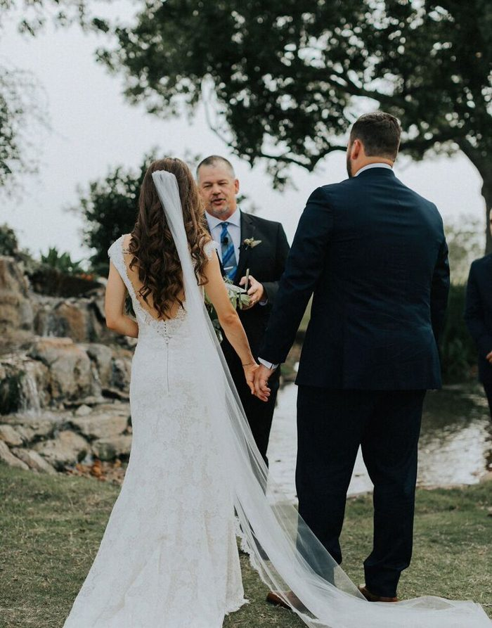 This Couple Decked Out Their Family Farm For Their Charming Texas