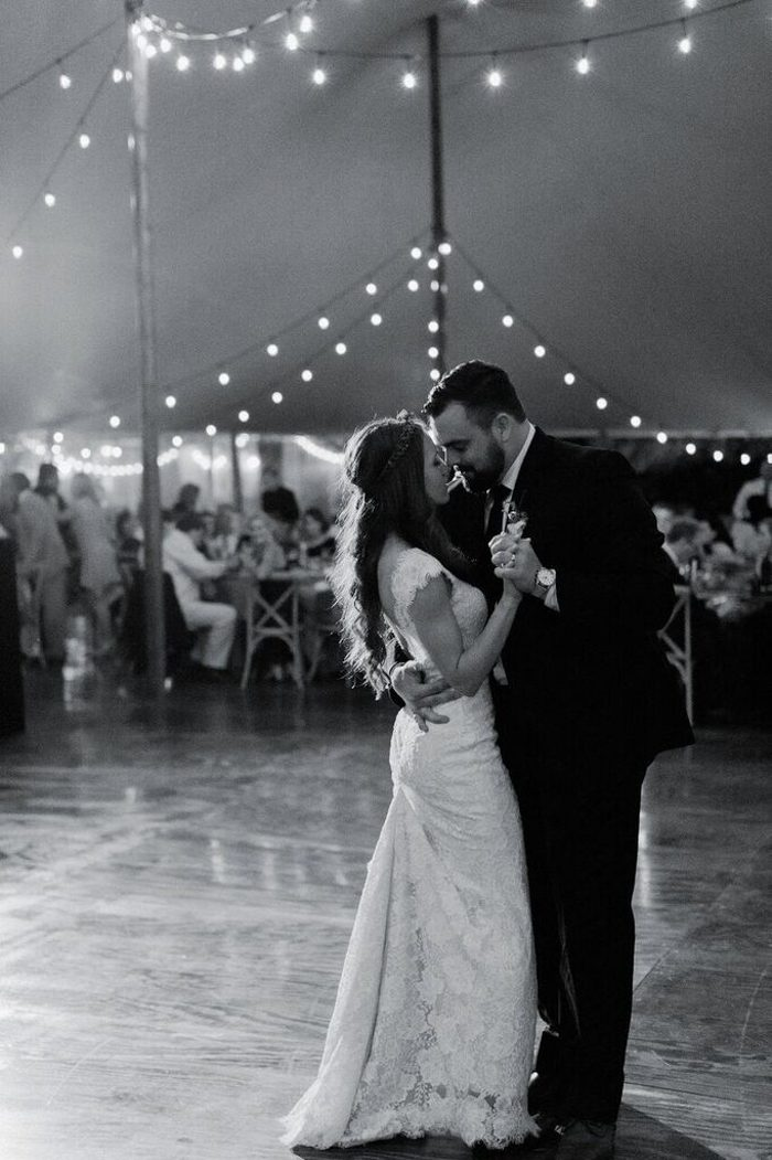 This Couple Decked Out Their Family Farm For Their Charming Texas Wedding