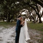 This DIY Georgia Wedding at Gascoigne Bluff was Catered by Waffle House