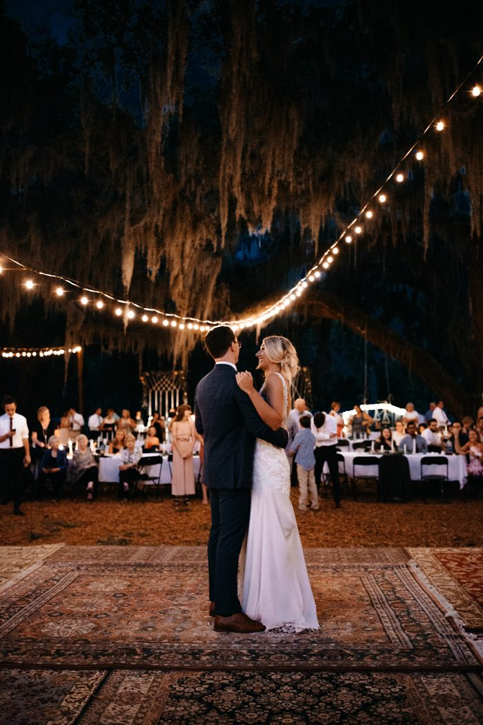 This Diy Georgia Wedding At Gascoigne Bluff Was Catered By Waffle