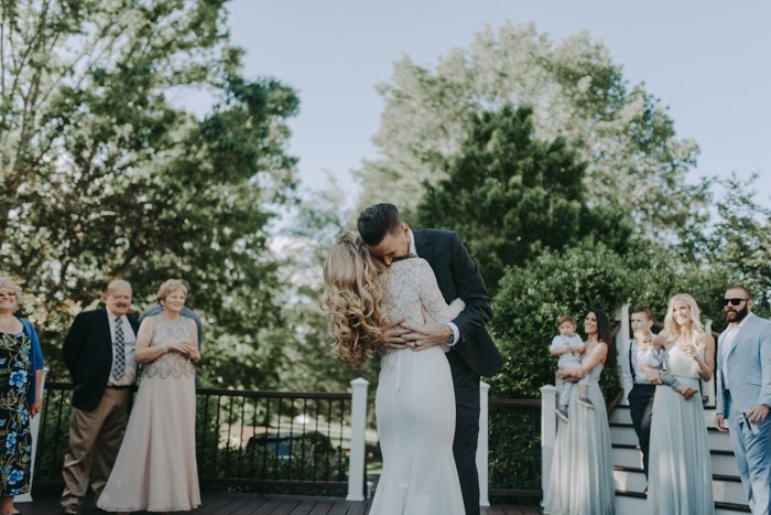 Whimsical Asheville Wedding At Mount Airy Farm Estate Junebug Weddings