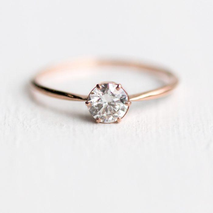 minimalist wedding bride who product for rings engagement wear the what modern