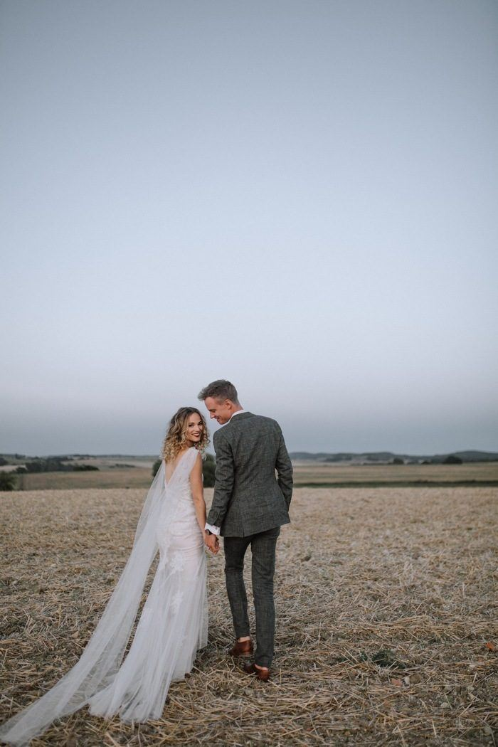 8e6fcafdd59 Chateau de La Noue Le Coq was the perfect all-inclusive place for Biggy and  Nicky s dreamy and intimate wedding in the French countryside.