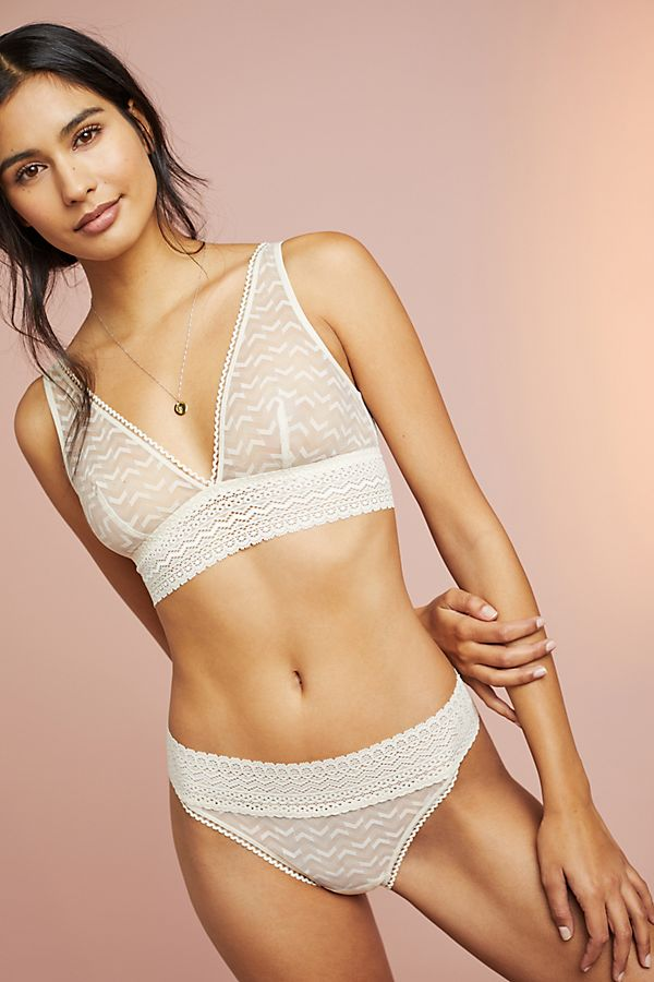 f231e87f6a2 The Prettiest Bridal Lingerie for Your Big Day