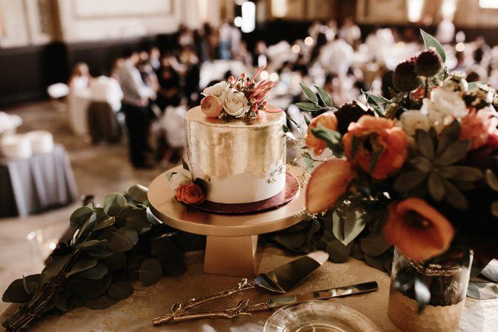 This Bilbo Baggins Inspired Wedding At 16th Street Station Is A