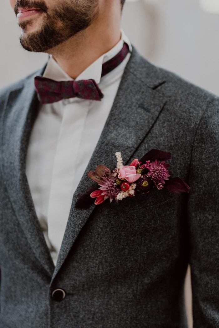 burgundy and black fall wedding inspiration at papierm u00fchle homburg