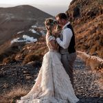 This Cocoon Suites Santorini Elopement Will Take Your Breath Away