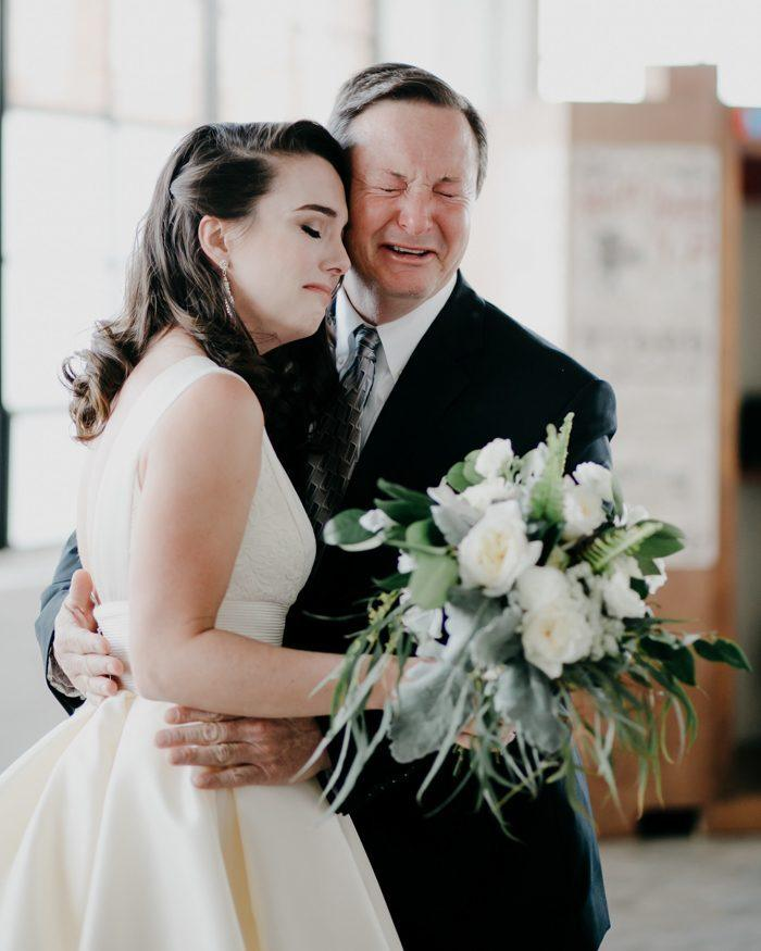 These 30 Father-Daughter Wedding Moments Are Almost Too