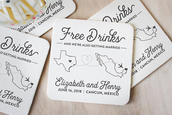 The Best Etsy Save The Dates To Announce Your Wedding Junebug Weddings