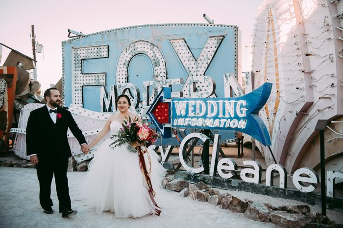 Since It Was Going To Be A Destination Wedding For Almost Everyone We Figured Might As Well Take The Plunge And Get Hitched In Vegas