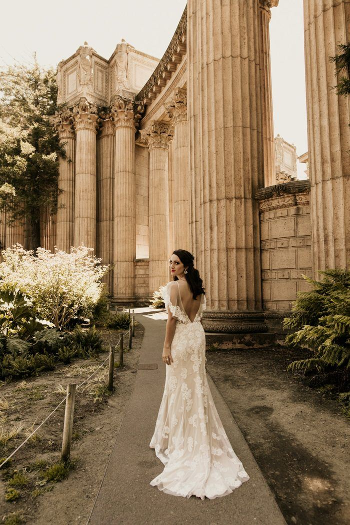 San Francisco Courthouse Wedding.This San Francisco City Hall Elopement Ended With An Epic Sutro