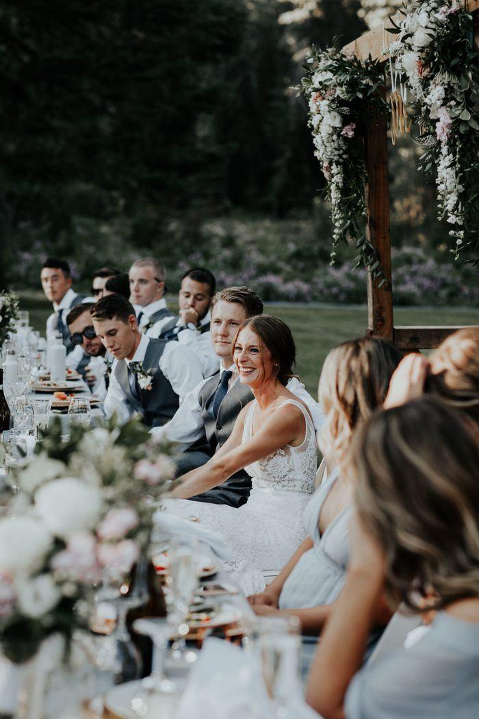 Curtis mccloud wedding