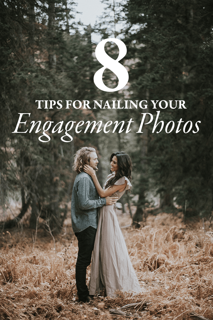 8 Tips For Nailing Your Engagement Photos Junebug Weddings