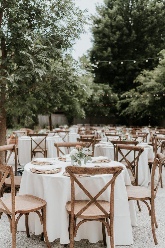 Whimsical Diy Garden Wedding At Botanica Wichita Junebug Weddings