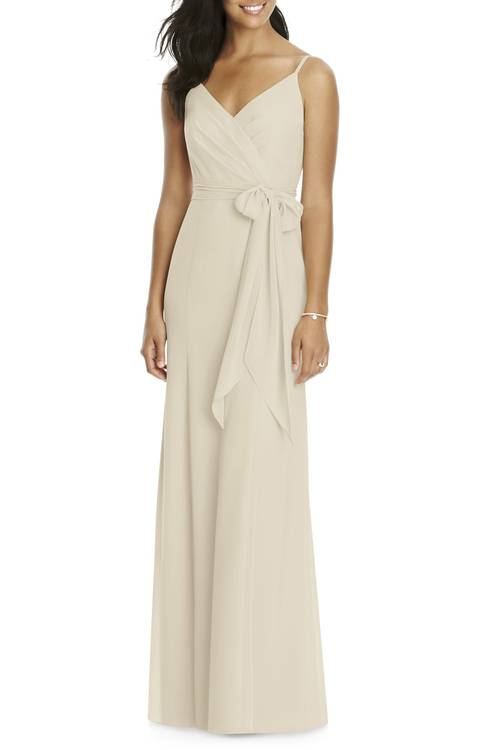 f0ff6e0a42 These Neutral Bridesmaids Dresses are Subtle Showstoppers