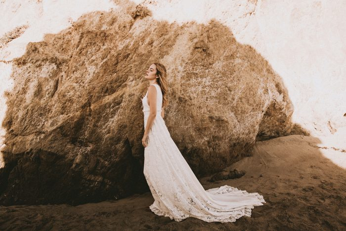 Non Traditional Wedding Dresses Los Angeles: Dreamers & Lovers' New Etheria Collection Is Every