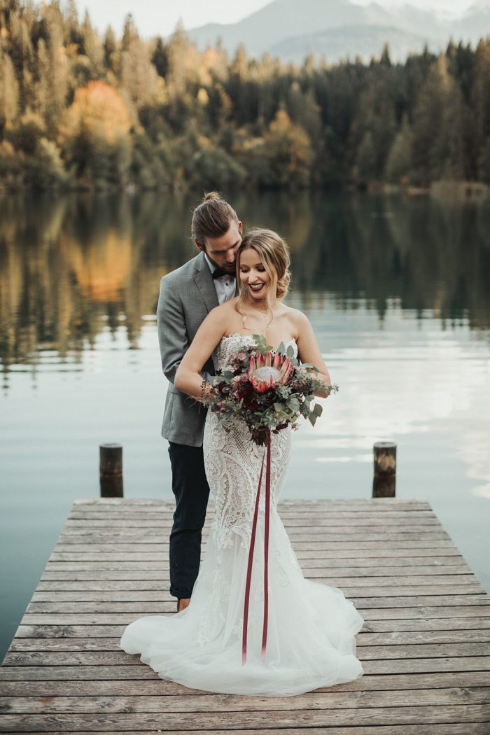 Boho inspired zurich wedding at fischers fritz junebug weddings michelle and jons boho wedding at fischers fritz has the prettiest pastel palette the soft pink and blue tones go hand in hand with switzerlands junglespirit Choice Image