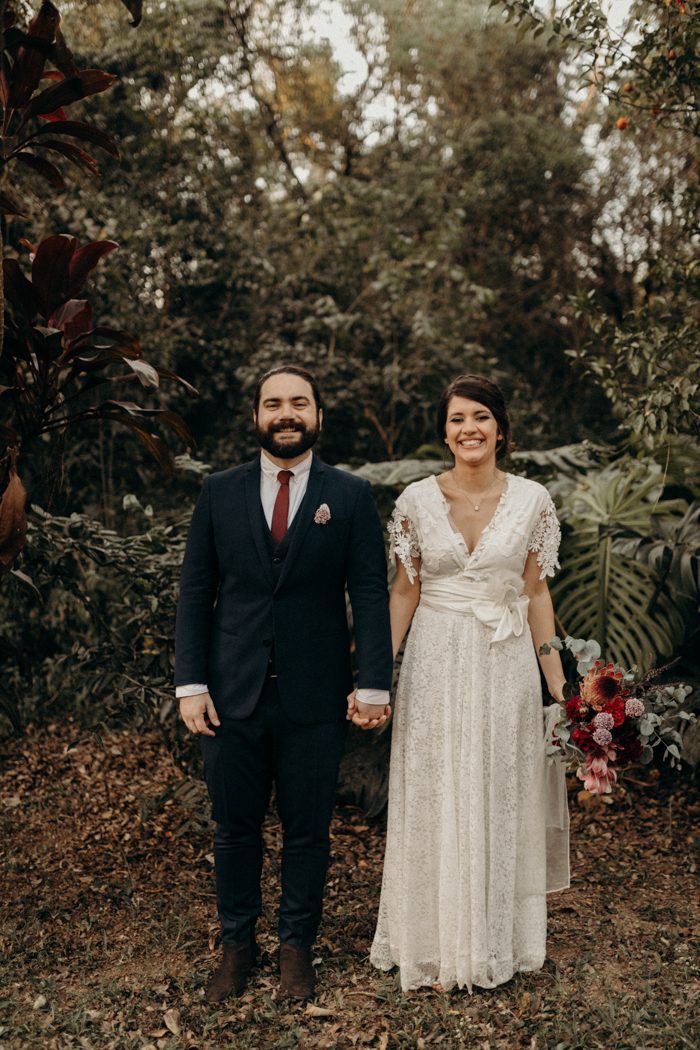 Bohemian wedding wedding blog posts archives junebug weddings wedding at villa mandacaru is the sweetest thing youll see seriously their dessert table is goals it is full of treats from bom balaio and bohemian junglespirit Gallery