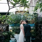 Enchanting Brisbane Indoor Garden Wedding at Vieille Branche