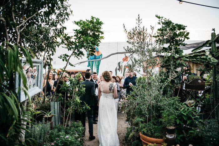 Enchanting Brisbane Indoor Garden Wedding at Vieille Branche ...
