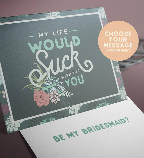 Looking For More Bridesmaids Proposal Gifts Check Out These Cute And Clever Bridesmaid Gift Ideas
