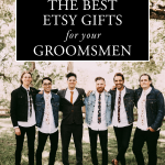 The Best Etsy Groomsmen Gifts