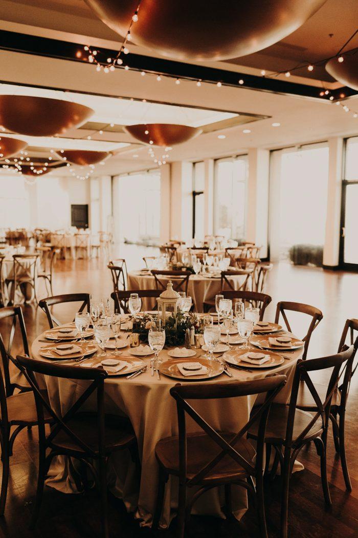 Can T Get Enough Of This Boho Glam Las Vegas Wedding At Paiute Golf Resort Junebug Weddings