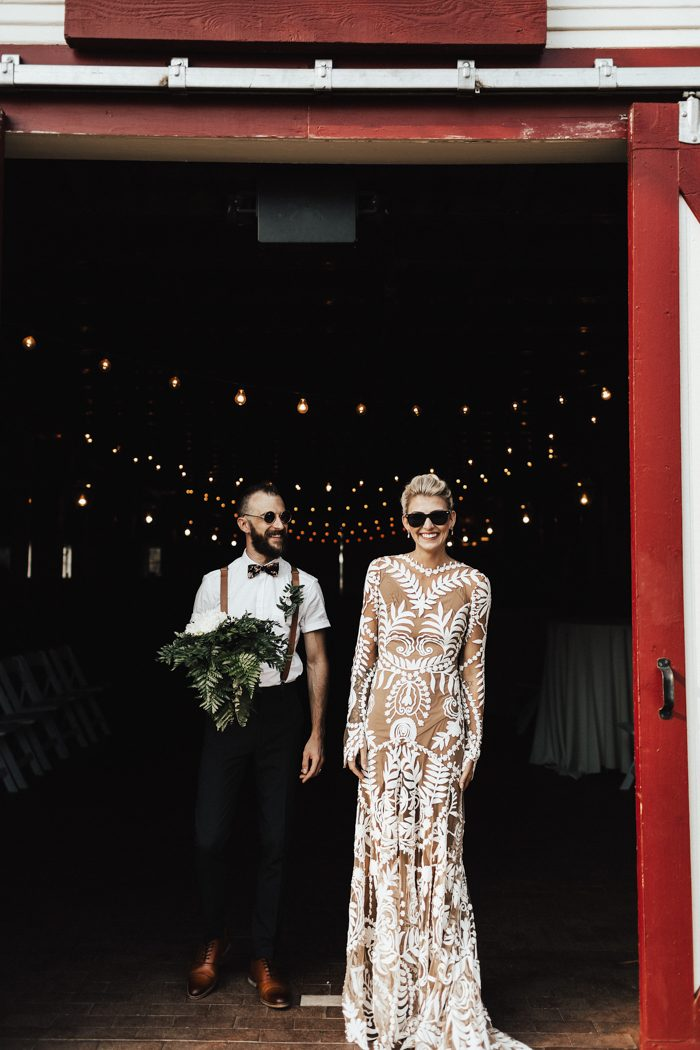 The Homegrown Details in this Howell Family Farms Wedding will Give