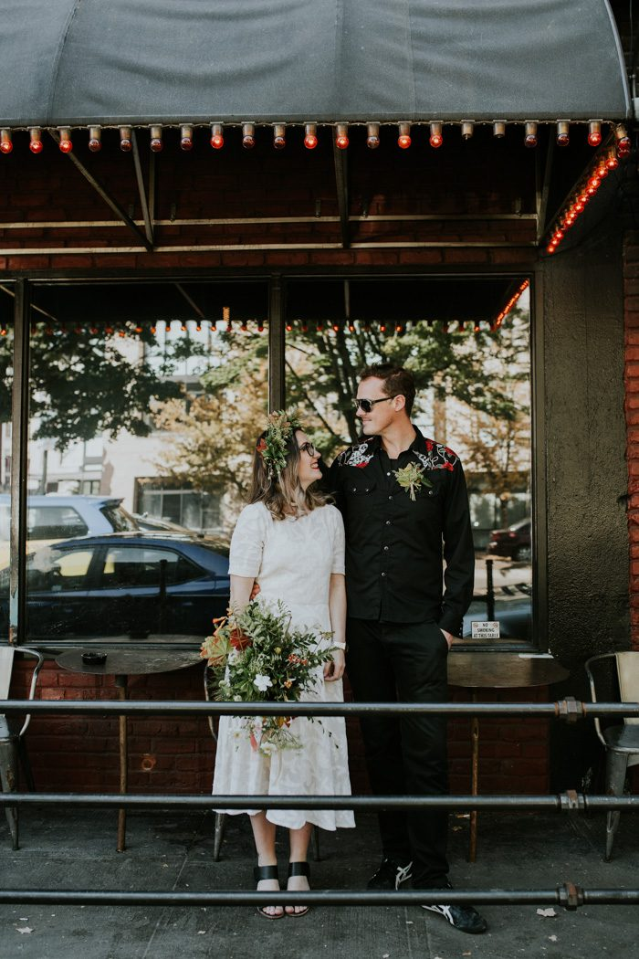 This Couple Celebrated Their 7th Anniversary with an Urban