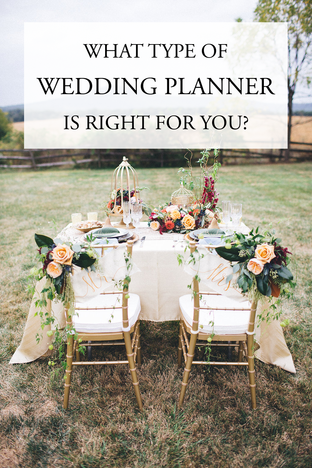 What Type of Wedding Planner is Right for You? | Junebug Weddings