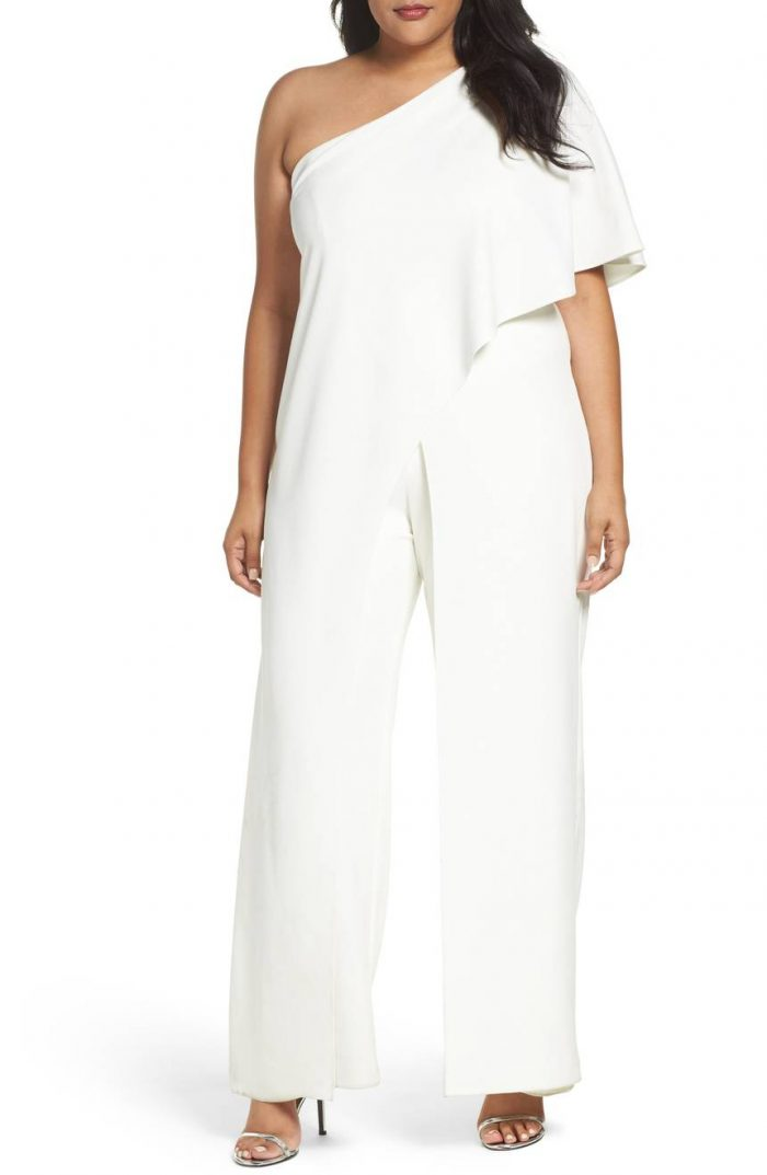 Bridal Jumpsuits Perfect For The Nontraditional Bride